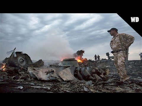 What Weapon Brought The Malaysia Plane Down?
