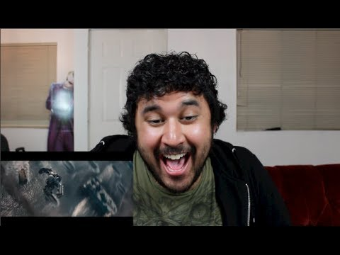 """ENHANCED"" EDGE OF TOMORROW TRAILER REACTION!!!"