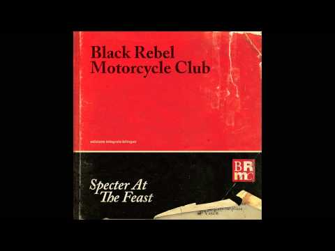 Black Rebel Motorcycle Club - Hate The Taste [Audio Stream]