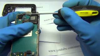 Samsung Galaxy Ace GT-S5830 Disassembly Energizerx2