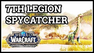 7th Legion Spycatcher WoW Achievement