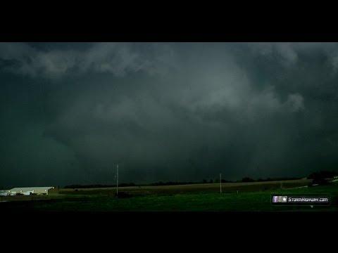 Tornadoes at Marshall and Lexington, Missouri - May 10, 2014