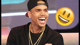 Chris Brown - Funny Moments (Best 2018★) #2