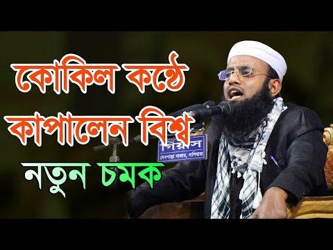 যে সুরে পাগল হল বিশ্ব | Bangla Waz 2018 Belayet Hossain Arefi
