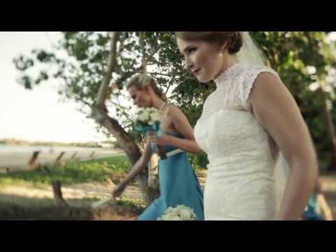El Nido, Palawan Beach Wedding Video | Destination Wedding Video | Rustic Wedding