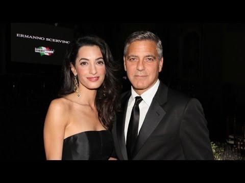 George Clooney & Amal Alamuddin: A Relationship Timeline