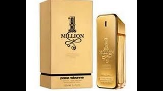 Paco Rabanne 1 Million Absolutely Gold Pure Perfume 2012 Fragrance Review