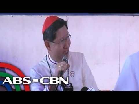 Will Pope visit PH in 2016? Tagle reacts