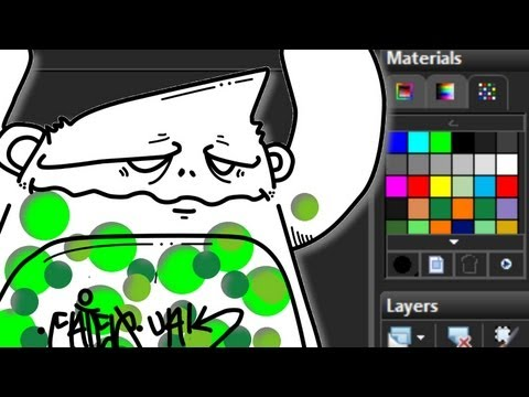 How to Vector a Drawing