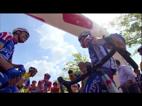 Duitser André Greipel wint eerste etappe Ster ZLM Toer