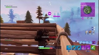 Fortnite | Battle Royale | Sniper Montage #1 | Bloopers