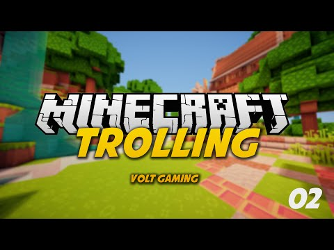 Minecraft Trolling Episode 2