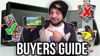 Nintendo Switch Buyers Guide - The BEST and WORST of the Switch! | RGT 85