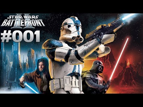 STAR WARS BATTLEFRONT 2 #001 Geonosis ★ Let's Play Star Wars Battlefront 2 [Deutsch]