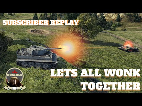 LETS WONK TOGETHER   World of Tanks Blitz Tier IX