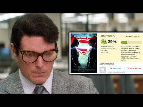 Christopher Reeve responds to Batman v Superman & Zack Snyder