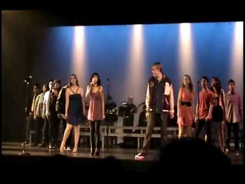 Somebody to Love (Glee) - Diamond Bar HS Choir Spring Pop Show 2010 Music Videos