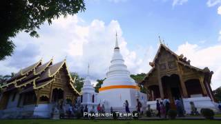 Chiang Mai Time-Lapse Compilation Part I