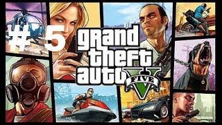 Grand Theft Auto V | En Español | Capítulo 5