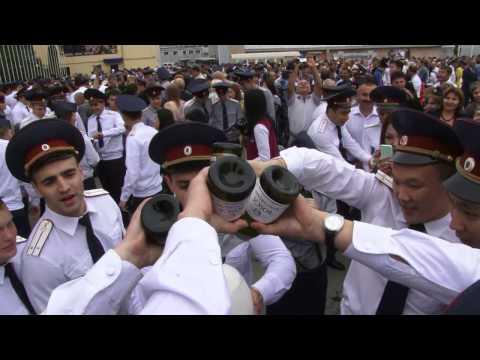 Академия ФСИН России выпускной клип