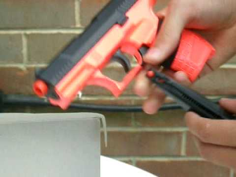 walther P66 Metal bb gun Review