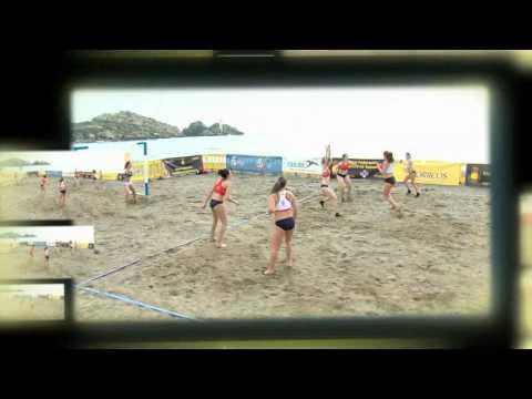 El contraataque en balonmano playa | Beach Handball Counter-Attack (ES + EN subs.)