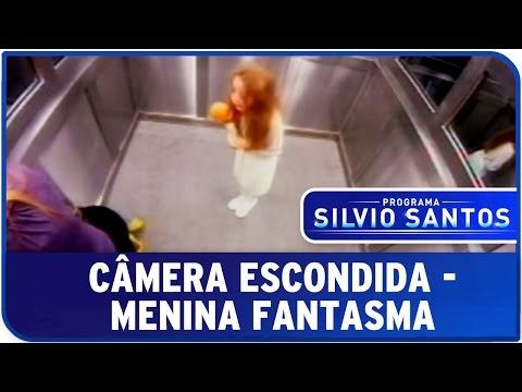 Câmera Escondida: Menina Fantasma no Elevador