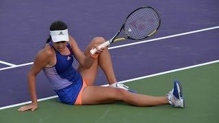 Ana Ivanovic vs Irina Falconi - Miami Open 2015