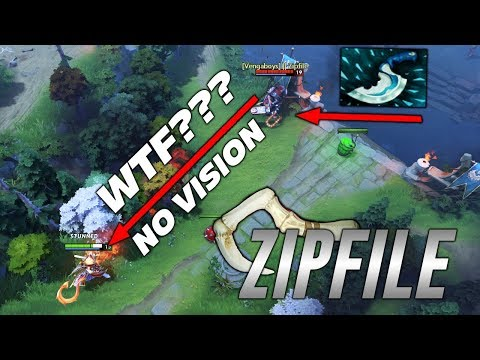 ZIP FILE PUDGE [WTF.. No vision hooks] DOTA 2