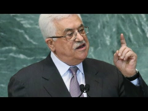 Mahmoud Abbas asks for Palestine U.N. upgrade