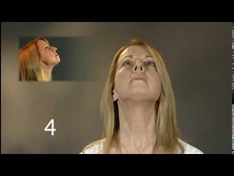 Faceworks Natural Facelift: Chin & Jaw Toner - lose your double chin and tone loose skin