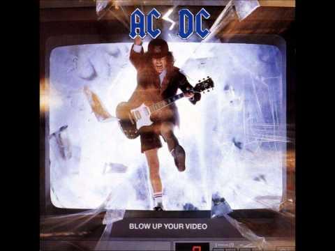AC/DC - Blow Up Your Video (album)