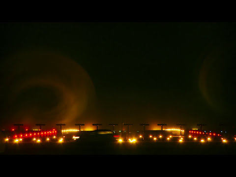 SWISS A340 dives into Fog (Vortex)