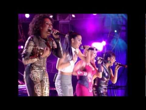 Spice Girls - Who Do You Think You Are Live at (Wembley) Part 2
