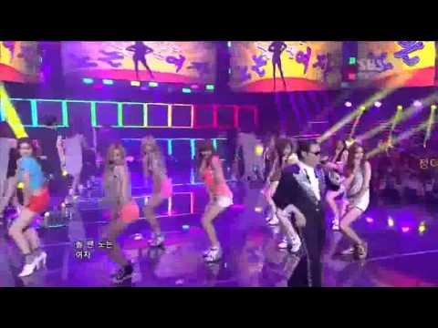 Psy Gangnam Style Artista - Coreano Park Jae-Sang