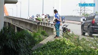 Người phụ nữ tử vong trong tư thế treo cổ dưới cầu Bình Lợi