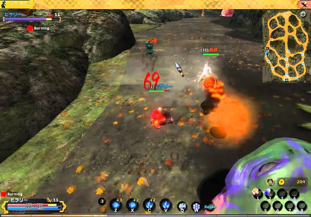 pandemonium gameplay