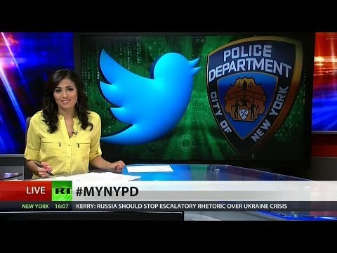 #EpicFail: NYPD Twitter campaign goes horribly wrong