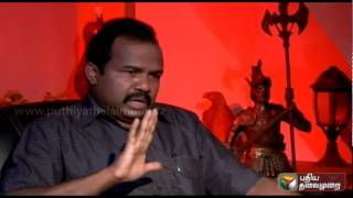 Thirumurugan Gandhi's reaction to Karuna's statement during the exclusive interview