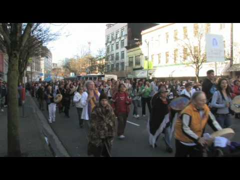 W2 TV: Womens Memorial March February 14 2010