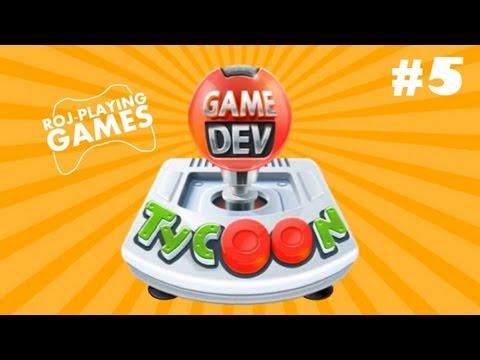 GDT jest jak YT - Game Dev Tycoon #5 (Roj-Playing Games!)