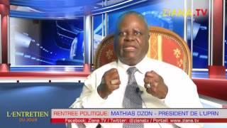 """RENTREE POLITIQUE. Mathias DZON: """"La France reste favorable à un dialogue inclusif au Congo"""""""