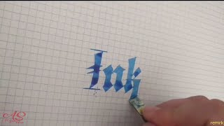 ULTIMATE SATISFYING CALLIGRAPHY / DRAWING | Amazing Drawings Compilations