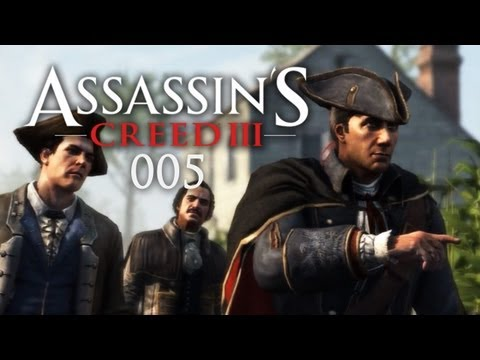 Let's Play Assassin's Creed 3 #005 - Eine Gefälligkeit [Deutsch] [Full-HD]