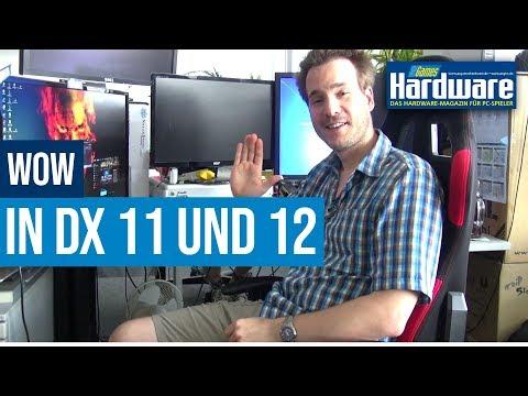 WoW DirectX 11 vs. DirectX 12 | Ausprobiert auf Ryzen 5 2400G mit Vega-11-GPU