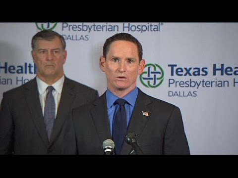 Pflegekraft in Texas mit Ebola-Virus infiziert