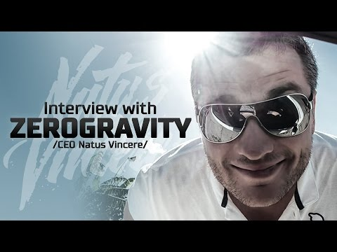 Interview with Natus Vincere CEO Alexander 'ZeroGravity' Kokhanovskyy
