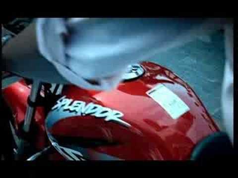 Cool Commercials: Hero honda splendour nxg TV...