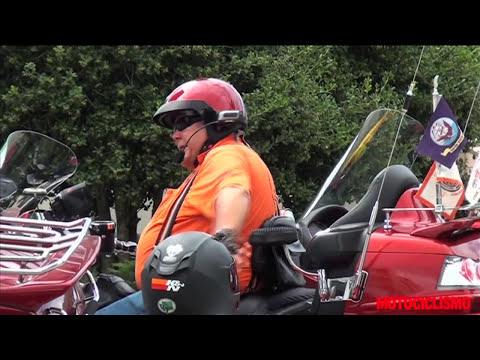 HONDA GOLD WING 2012 test Motociclismo
