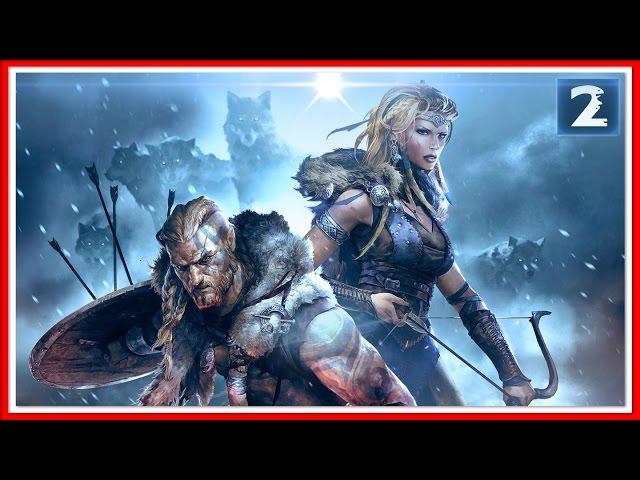 Руководство запуска: Vikings: Wolves of Midgard по сети